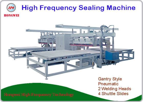 China Dielectric Heat Sealing Machine , Heavy Duty HF Plastic Sealing Machine supplier