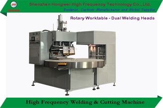 Double Head High Frequency Blister Packing Machine With Low Power Consumption