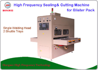 Shuttle Tray HF Blister Pack Sealing Machine With Cutting Function