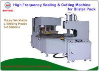 China Double Head High Frequency Blister Packing Machine With Low Power Consumption factory