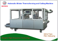 0.4-0.6 Mpa Automatic Blister Thermal Forming Machine With PLC Control System