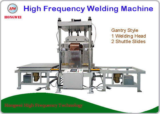 H Frame Single Head Welding Machine , HF Heat Sealing And Cutting Machine